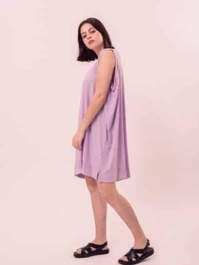 Vestido Azalea – Lila