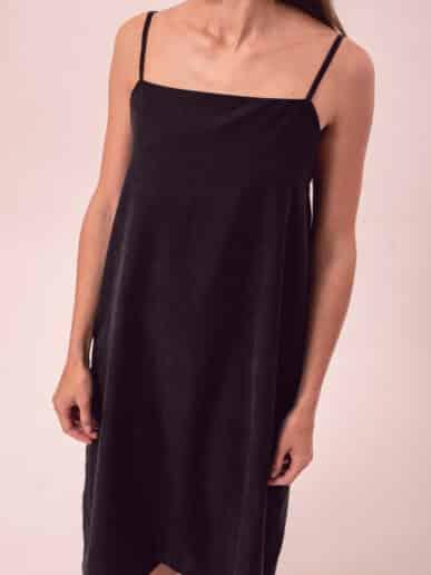 Vestido Clavel – Negro