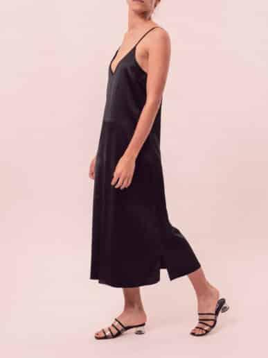 Vestido Anne – Negro