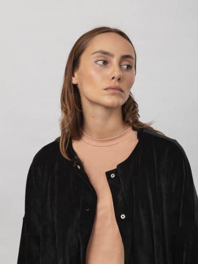 Camisa Amanda – Negro