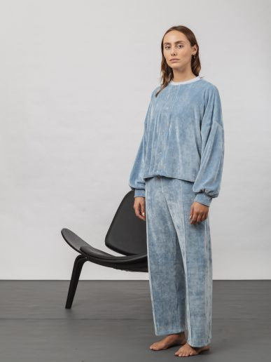 Pantalón Amanda – Azul