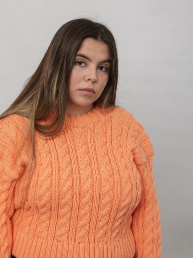 Buzo Ramona – Naranja