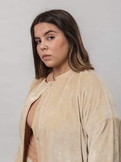 Camisa Amanda – Beige