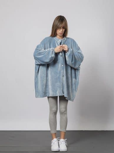 Camisa Josefina – Azul