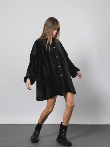 Camisa Josefina – Negro