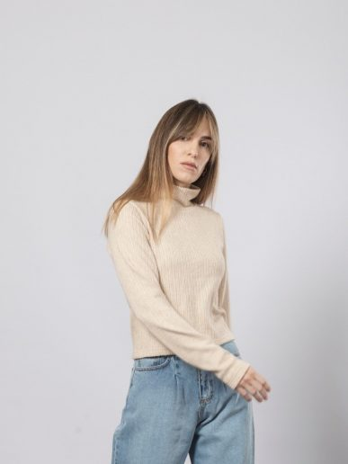 Polera Emma – Beige