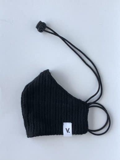 Tapaboca VERMUT – Negro