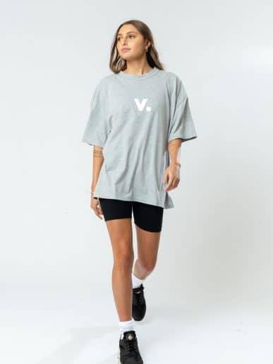 T-shirt Self – Gris