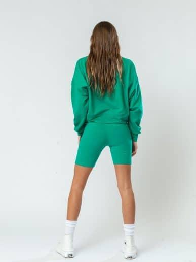 Hoodie Care – Verde