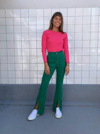 Jean Plenitud – Verde